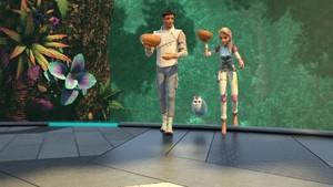 búp bê barbie Starlight Adventure Screenshot