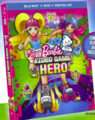 Barbie: Video Game Hero DVD cover