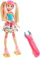 Barbie: Video Game Hero Light Up Skates 바비 인형 Doll