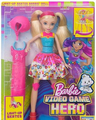 Barbie: Video Game Hero Light Up Skates バービー Doll