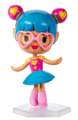Barbie Video Game Hero junior heart doll