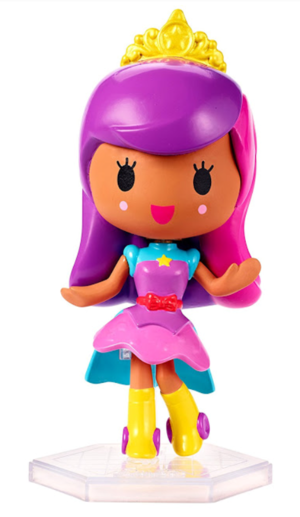 búp bê barbie Video Game Hero junior princess Bella doll