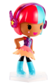 Barbie Video Game Hero junior star, sterne doll