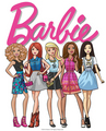 barbie fashionistas <3