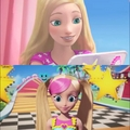búp bê barbie in Video Game Hero