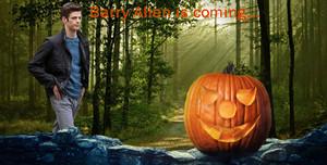 Barry is coming.... Halloween