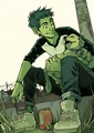 Beast Boy Fanart - beast-boy fan art