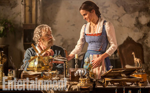 Beauty and the Beast - EW Magazine Stills