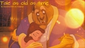 Beauty and the Beast Tale as old as time - disney-princess wallpaper
