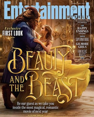Beauty and the Beast first foto