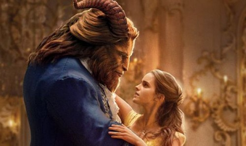 Beauty and the Beast (2017) দেওয়ালপত্র entitled Beauty and the Beast still from EW magazine