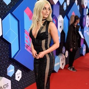 Bebe Rexha at EMAS