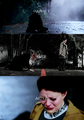 Belle and Rumple - once-upon-a-time fan art