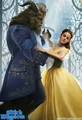 Belle dances with beast - beauty-and-the-beast photo