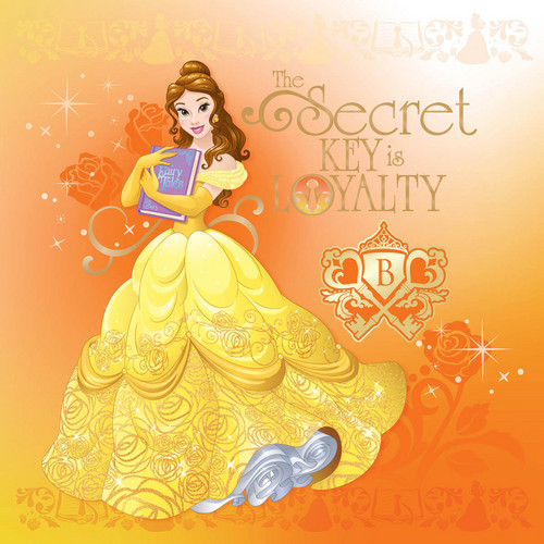 Disney Princess achtergrond called Belle