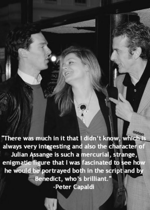 Benedict and Co-Stars