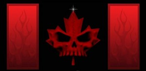 Best Canadian flag Ever.