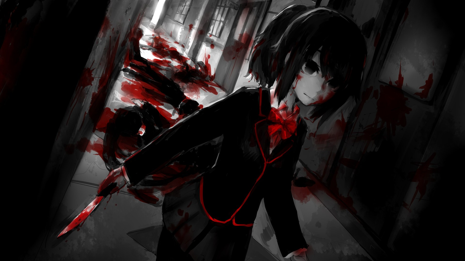 Anime Wallpaper Yandere