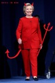 Beware of the Devil in Red