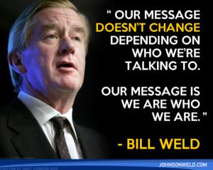Bill Weld Quote