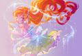 Bloom: Enchantix - the-winx-club fan art