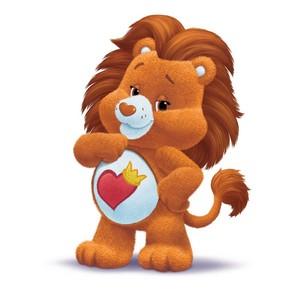 Brave hati, tengah-tengah Lion