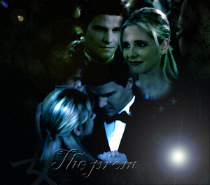 Buffy/Angel Fanart - The Prom
