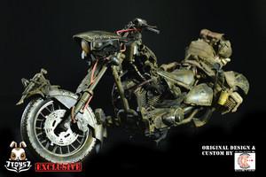 Calvin's Custom UNDEAD BIKER2 7toys7 eBay Special
