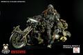 Calvin's Custom UNDEAD BIKER2 7toys7 eBay Special - harley-davidson photo