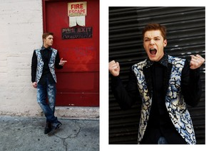 Cameron Monaghan - Black Chalk Photoshoot - November 2016