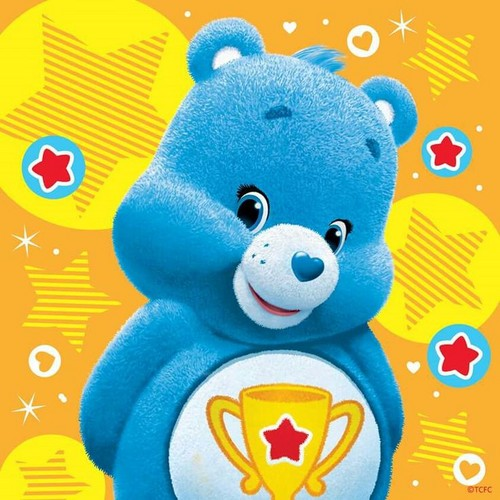 Care Bears Wallpaper: Care Bears Images Champ Bear (Welcome To Care-A-Lot) HD