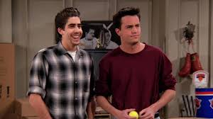 Chandler and Eddie