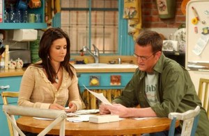 Chandler and Monica 14