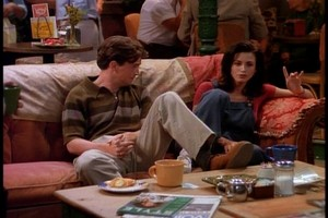 Chandler and Monica 15
