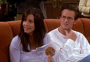 Chandler and Monica 16