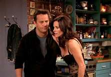 Chandler and Monica 19