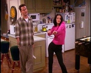 Chandler and Monica 24