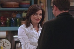 Chandler and Monica 25