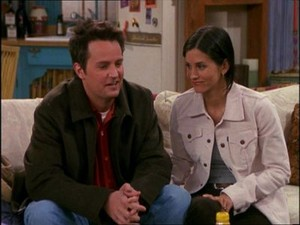 Chandler and Monica 28