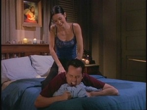 Chandler and Monica 29