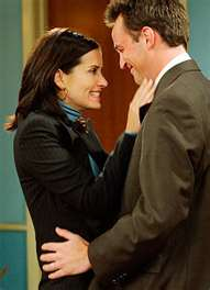 Chandler and Monica 3