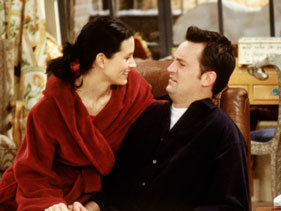 Chandler and Monica 30