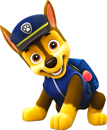 Paw Patrol wallpaper entitled Chase