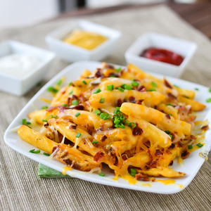 Cheesed Fries