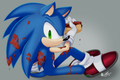 Chilli Dog Mess - sonic-the-hedgehog fan art