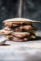 Chocolate Crepes - chocolate photo