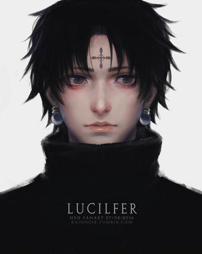 Hunter × Hunter wallpaper called Chrollo Lucilfer