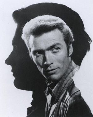Clint Eastwood as Rowdy Yates