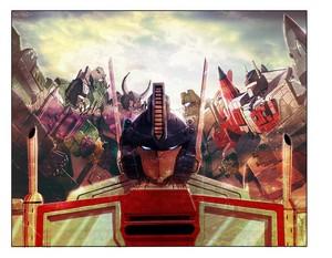 Combiner Wars cover