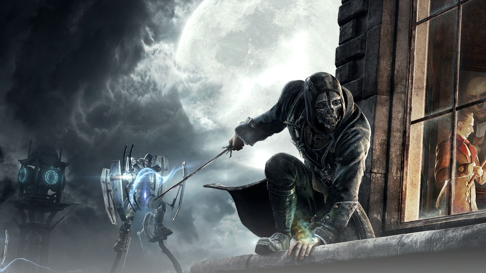dishonored images corvo hd wallpaper and background photos